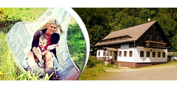 Relax v Jizerkách na 3-5 dní