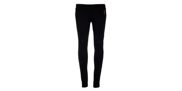Dámské černé kalhoty Holly Kate