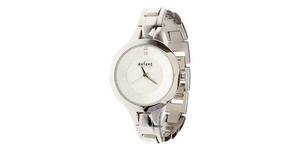 Dámské ocelové hodinky Axcent