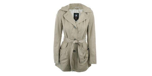 Dámský jednořadý kabátek Halifax