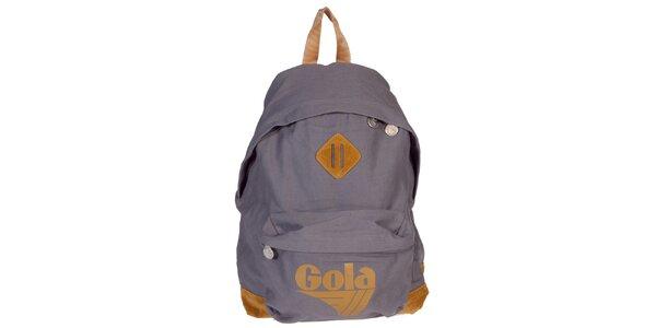 Šedý batoh Gola