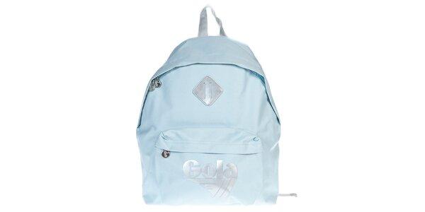 Světle modrý batoh Gola