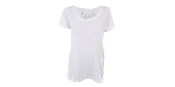 Dámské bílé tričko Timeout