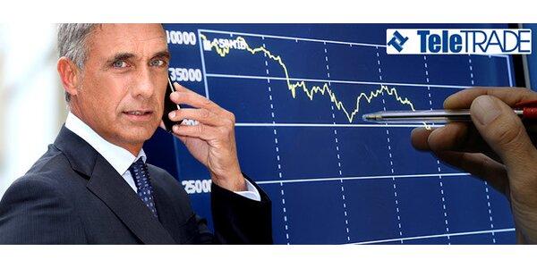 Kurz obchodování na Forex trhu vč. osobní konzultace