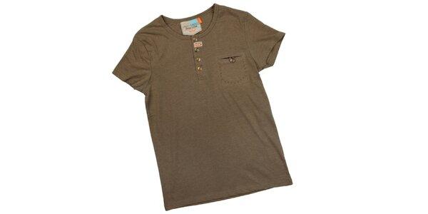 Pánské tričko s náprsní kapsou Urban Surface