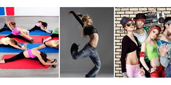 333 Kč za 5 lekcí libovolného tance v tanečním centru Contemporary.