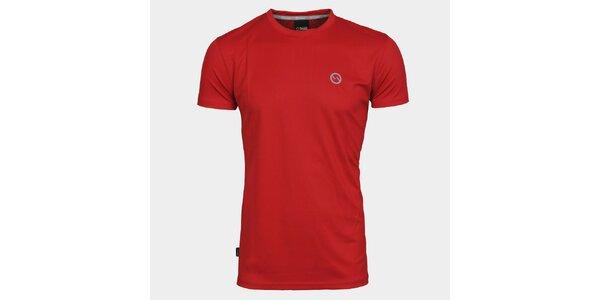Pánské červené triko Sweep