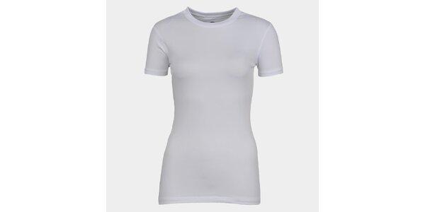 Dámské bílé tričko s krátkým rukávem Sweep