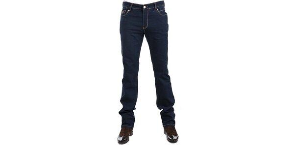 Pánské tmavě modré džíny RNT23