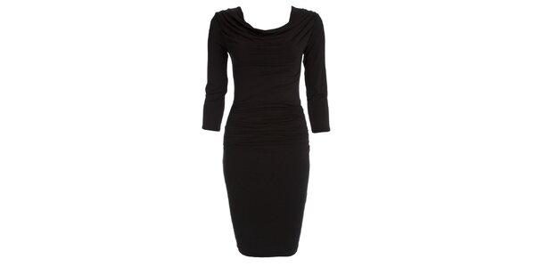 Dámské černé šaty s vodou CeMe London