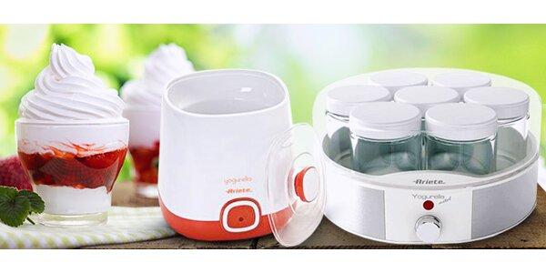 Kvalitní italské jogurtovače Ariete - výběr ze dvou typů