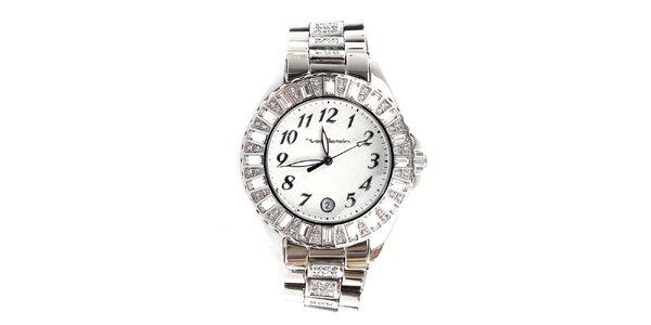 Dámské hodinky z nerezové oceli Yves Bertelin