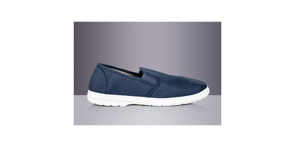 Pánské tmavě modré boty Gordini
