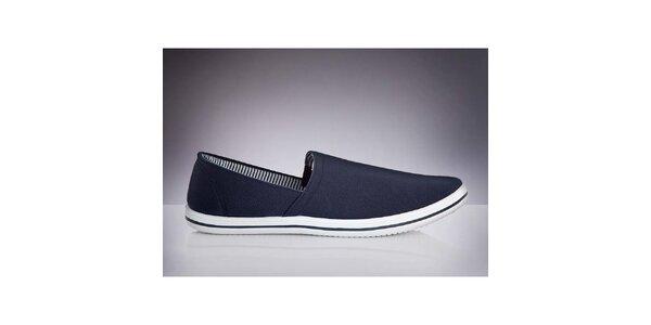 Pánské tmavě modré boty DEK