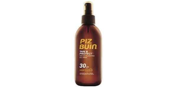 Piz Buin Tan+Protect Oil Spray SPF30 150ml