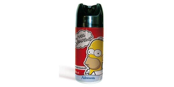Simpsons deodorant 150ml