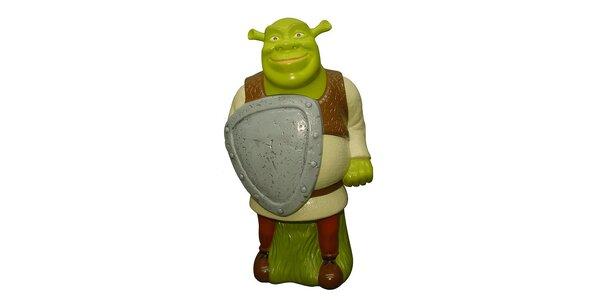 Shrek 3D pěna do koupele 300ml
