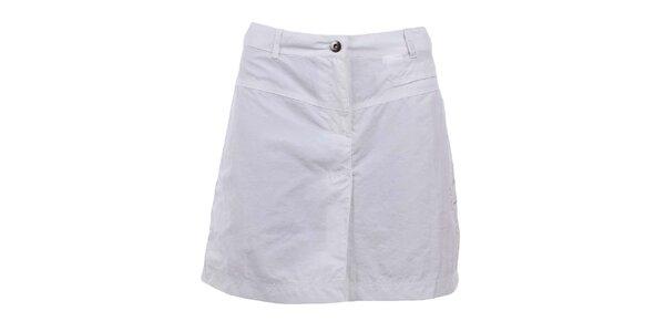 Dámská krémově bílá sportovní sukně Hannah