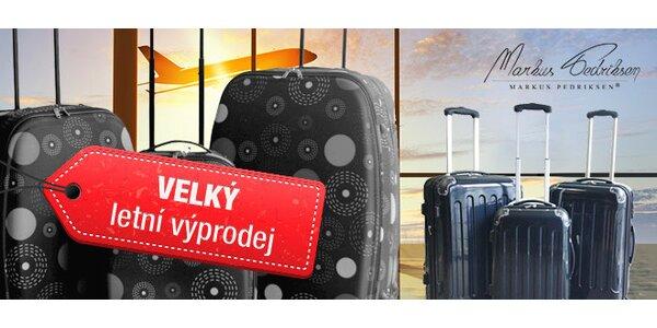 Sada tří cestovních kufrů Markus Pedriksen