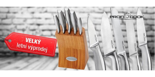 Sada perfektně vyvážených nožů Proficook