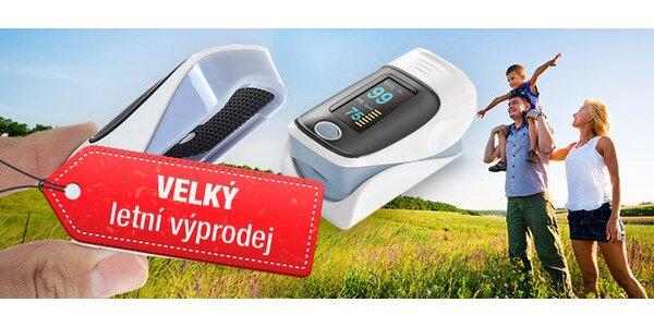 Oxymetr pro rychlé měření hladiny kyslíku v krvi