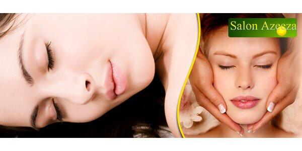 Kosmetické ošetření pleti v délce 60-100 min.