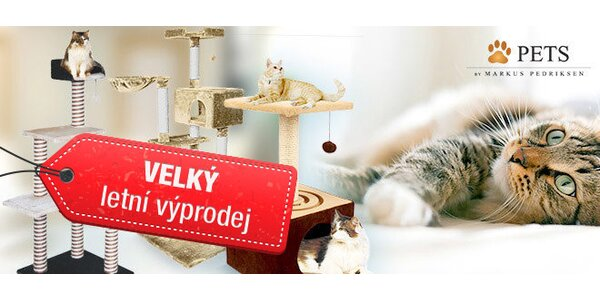 Škrabadla pro kočky – různé modely