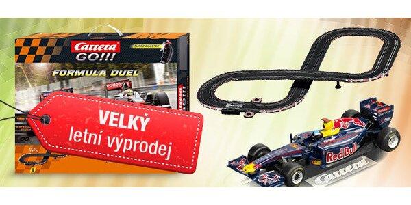 Autodráha Carrera GO Formula Duel