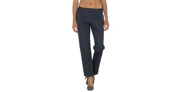 Dámské kalhoty s proužky Tommy Hilfiger