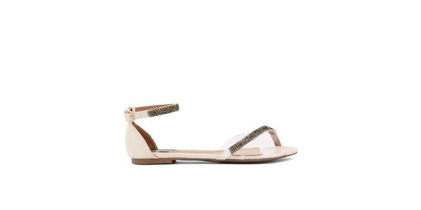 Dámské letní sandálky s kamínky Trendy Too