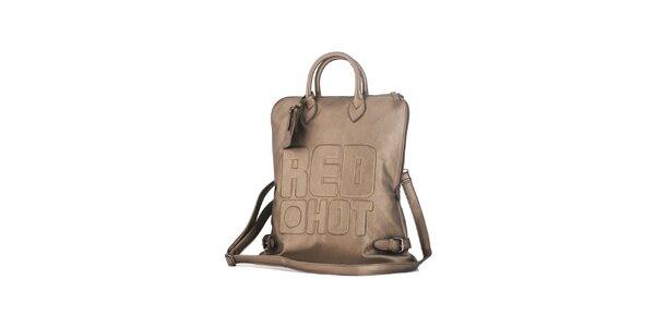 Dámská měděná kabelka Red Hot