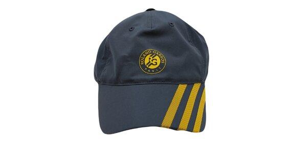 Modro-žlutá kšiltovka Adidas