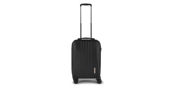 Cestovní černý kufr Esprit