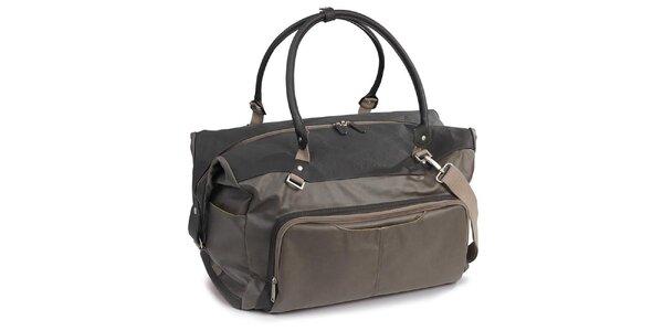 Hnědá cestovní taška Esprit