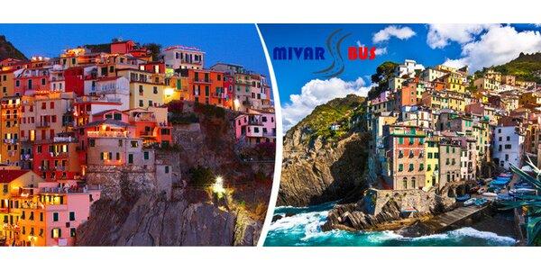 Cinque Terre - nejkrásnější italské pláže