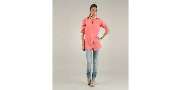 Dámská korálově růžová košile Lilly´s Mood