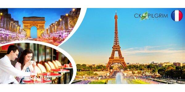 Poznávací zájezd do Paříže s krásným ubytováním