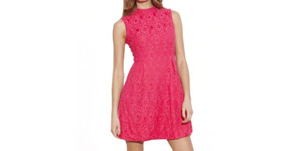 Dámské růžové šaty Angel Eye