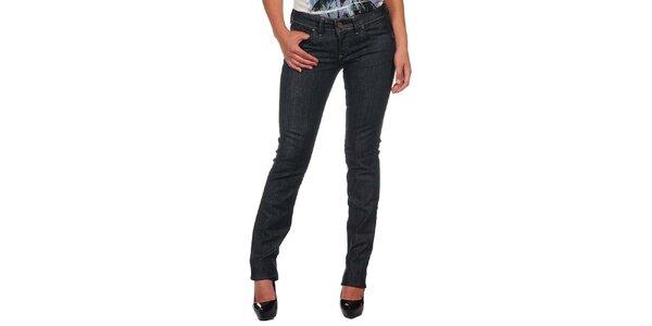 Dámské tmavě modré úzké džíny Calvin Klein