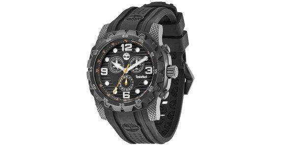 Pánské hodinky Timberland FRONT COUNTRY černé