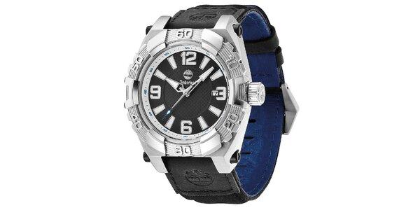 Pánské hodinky Timberland HOOKSET černo-modré