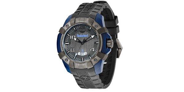 Pánské hodinky Timberland CHOCORUA modro-černé