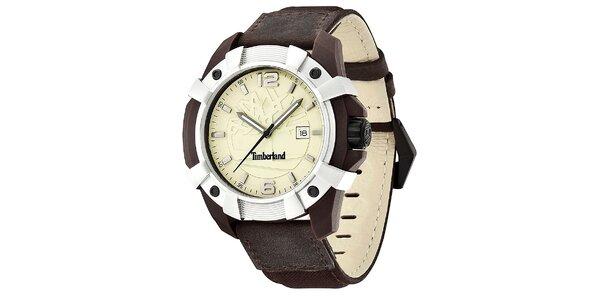 Pánské hodinky Timberland CHOCORUA hnědé