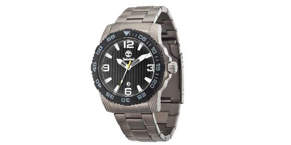Pánské hodinky Timberland SANDOWN, černý ciferník