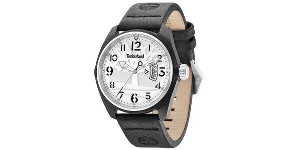 Pánské hodinky Timberland SHERINGTON, černý řemínek