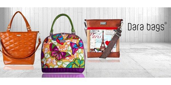 Dara bags – jedinečné kabelky pro jedinečné ženy