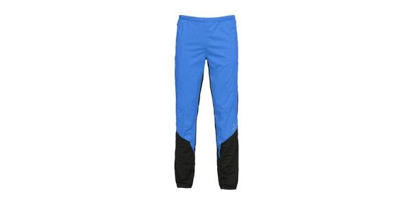 Pánské modré softshellové kalhoty Bergson
