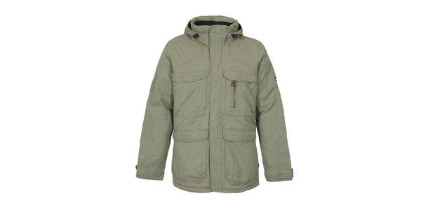 Pánská funkční bunda s kapucí Bergson