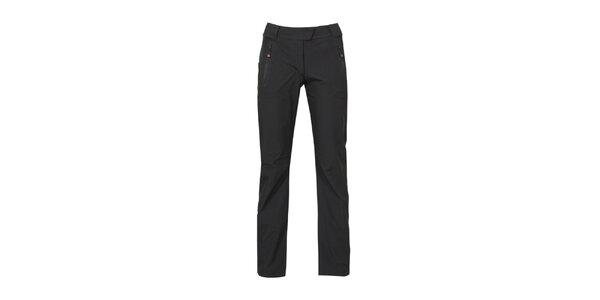 Dámské černé softshellové kalhoty Bergson
