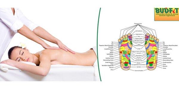 Kurzy rodinných masáží nebo reflexní terapie